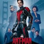 Ant Man(2015) movie poster image.