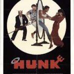 Hunk Movie poster image.