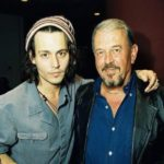 Johnny Deep and his father jogn cristopher depp