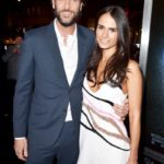Jordana Brewster and her husband Andrew Form