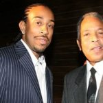 Ludacris and his father