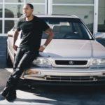 Ludacris's 1993 Acura