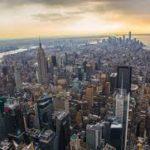 Manhattan city image.