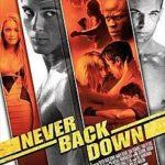 Never Back Down - Amber's breakthrough movie