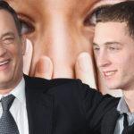 Tom Hanksa and Amos Mefford Hanks image.