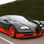 Veyron - manufactured by Bugatti image.