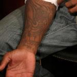 tyrese tattoo