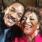 will smith and Debbie Allen image.