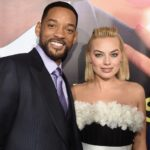 will smith and Margot Robbie image.