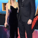 Anna Faris and Chris Pratt image.