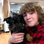Art Parkinson pet