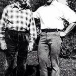 Arnold Schwarzenegger And Gustav Schwarzenegger image.
