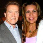 Arnold Schwarzenegger and Mildred Patricia Baena image.