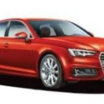 Audi A4 car image.