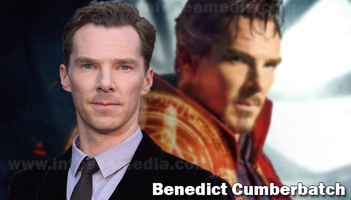 Benedict Cumberbatch height weight age