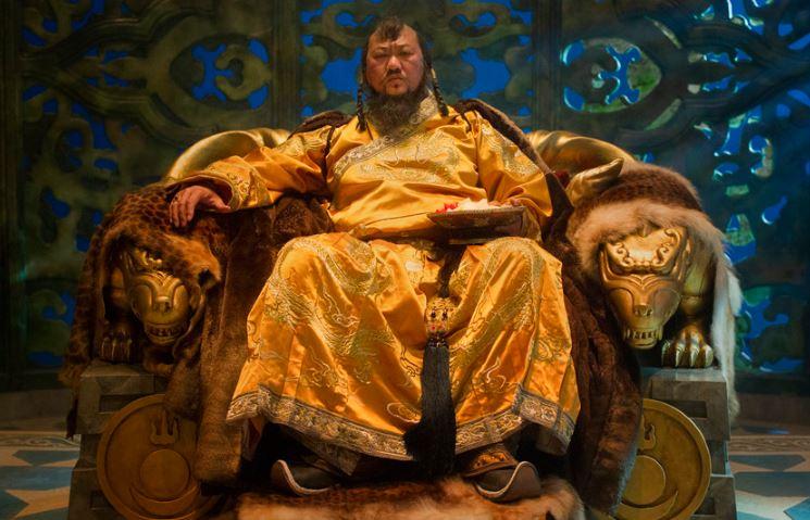 Benedict Wong as Kublai Khan