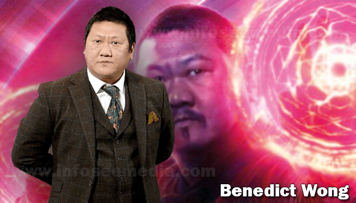 Benedict Wong height weight age