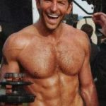 Bradley Cooper Body measurements