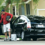 Bradley Cooper car collection toyota prius
