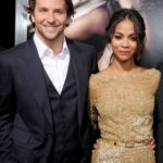 Bradley Cooper dated Zoe Saldana