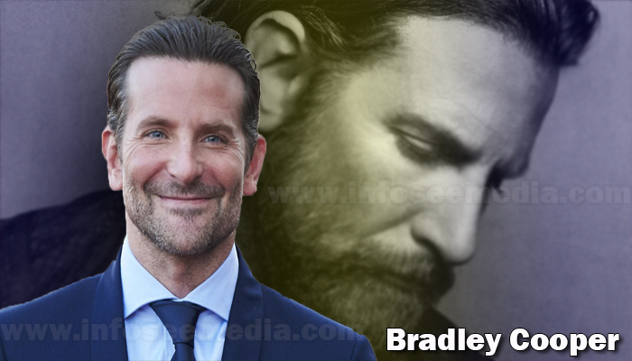 Bradley Cooper height weight age