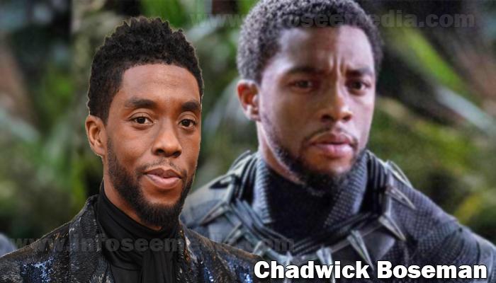 Chadwick Boseman height weight age