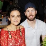 Chris Evans and Jenny Slate dated
