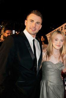 Chris evans dating camilla belle