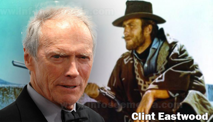 Clint Eastwood height weight age
