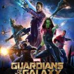Guardians of the Galaxy (2014) movie poster image.
