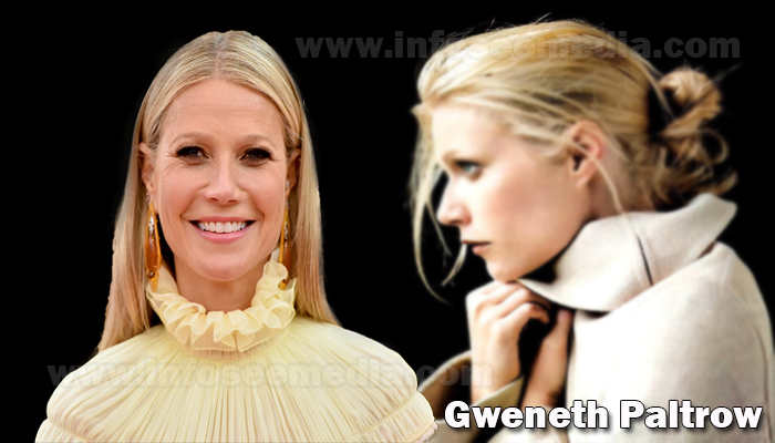 Gweneth Paltrow height weight age