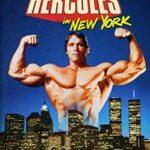 Hercules in New York (1969) Movie poste image.