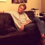 Iain Glen son Finley Glen