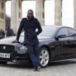 Idris Alba's Jaguar XE