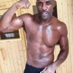 Idris Elba Body measurements