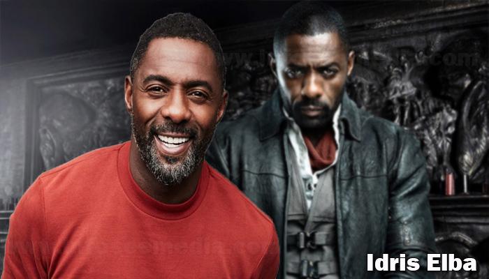 Idris Elba height weight age