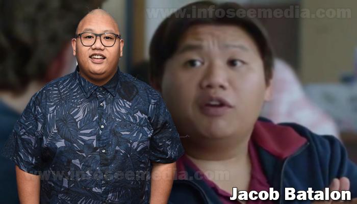 Jacob Batalon height weight age