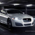 Jaguar XJ car image.
