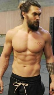Jason Momoa Is Exotic And Deeply Erotic – The Male Fappening |Jason Momoa Body Scars