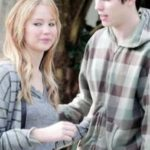 Jennifer Lawrence and her ex boyfriend Nicholas Hoult