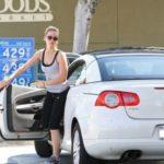 Jennifer Lawrence car collection Volkswagon