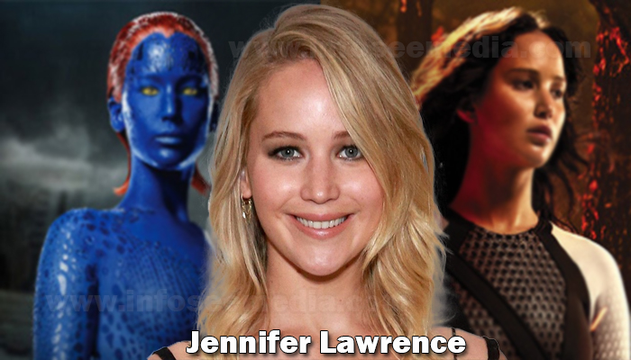 Jennifer Lawrence height weight age