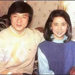 Joan Lin and Jackie chan Image.