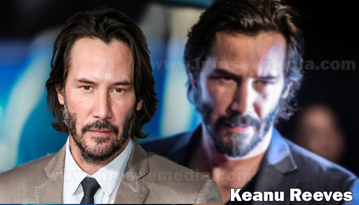 Keanu Reeves height weight age