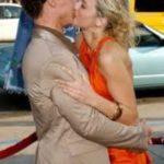 Kelly Blatz and Blake Lively kissing