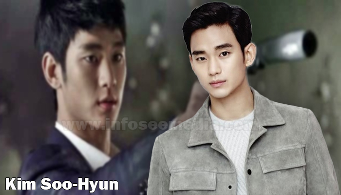 Kim Soo-Hyun height weight age girlfriend