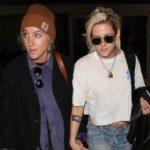 Kristen Stewart and her girlfriend Alicia Cargile