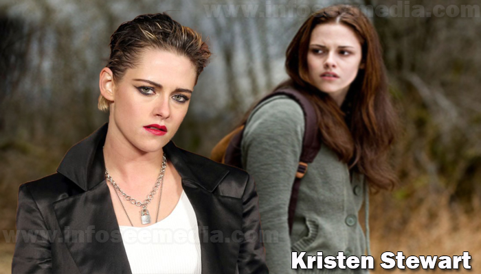 Kristen Stewart height weight age