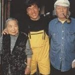 Lee Lee chan and Jackie chan Image.