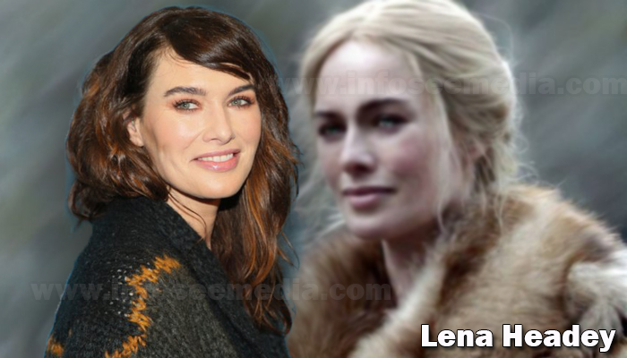 Lena Headey height weight age